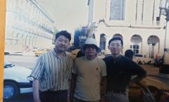 쿠바문학기행- 2003년 1월(장석주 시인, 이승하 시인과)